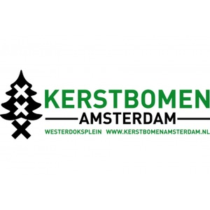 Kerstbomen Amsterdam logo