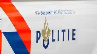 Brand aan de Larenseweg in Hilversum