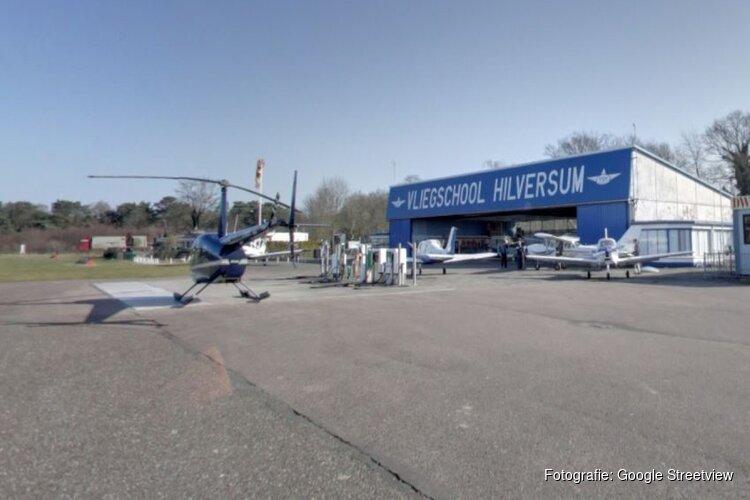 Eenmotorig vliegtuig neergestort bij Hilversum Airport