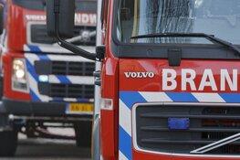 Zeer grote brand in natuurgebied Hilversum