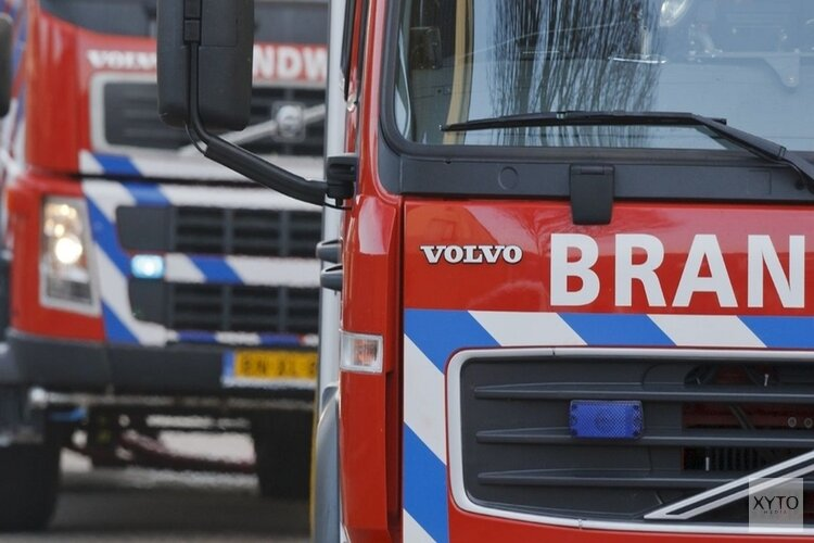 Mensen van balkon gered bij grote brand in appartementencomplex Hilversum