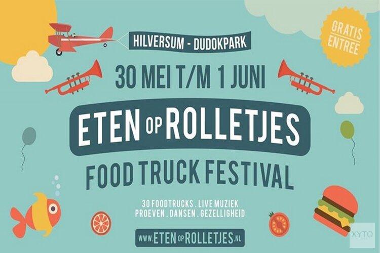 Eten op Rolletjes in Hilversum