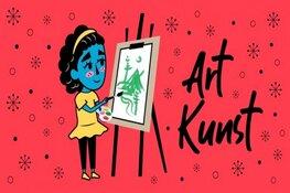 Jeugd en Cultuur (Kunst/Art workshop)