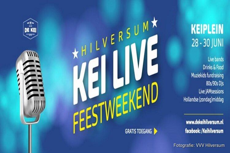 Hilversum Kei Live