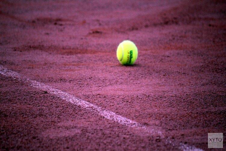 Nationale kampioenschappen G-Tennis in Hilversum