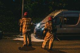 Hilversum opgeschrikt door twee autobranden