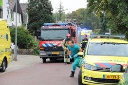 Zwaargewonde bij brand in Hilversum