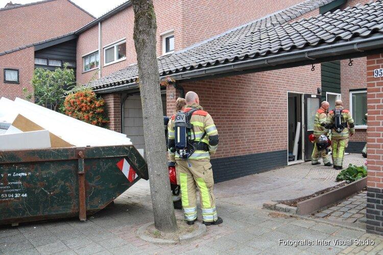 Gaslekkage na werkzaamheden in woning Hilversum