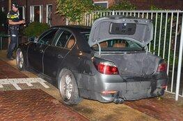 Alweer een autobrand in Hilversum: brand snel ontdekt