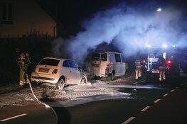 Getuigen autobrandstichting gezocht