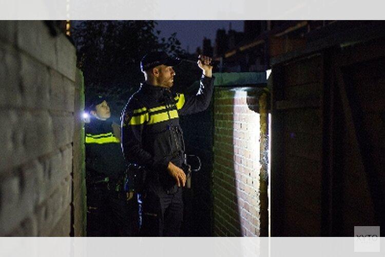 Woning beschoten in Hilversum; politie zoekt getuigen