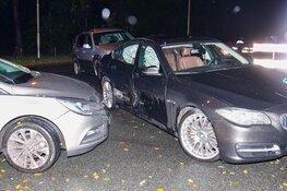 Drie gewonden bij ongeval in Hilversum