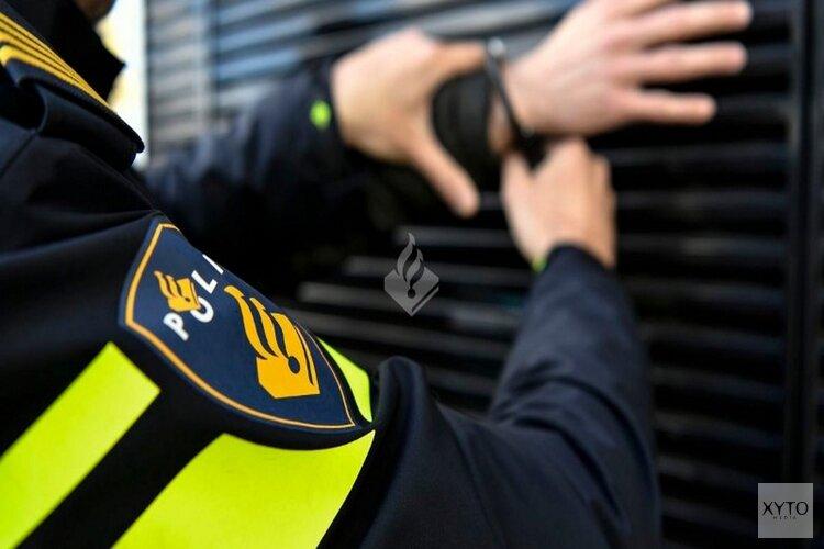 Drie inbrekers aangehouden in Hilversum