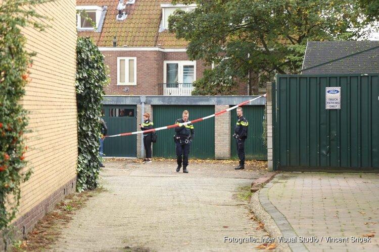 Gewonde man gevonden in garage in Hilversum