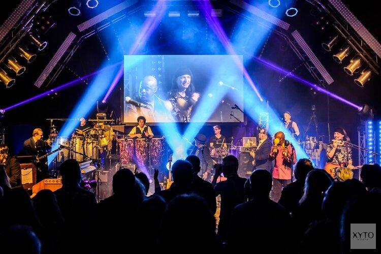 The Magic of Santana in Vorstin Hilversum
