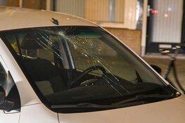 Bezorger gewond in Hilversum