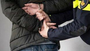 Jongeren aangehouden voor bedreiging