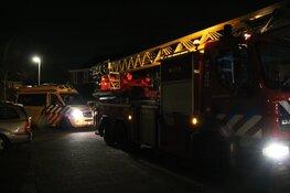 Gewonde bij woningbrand in Hilversum