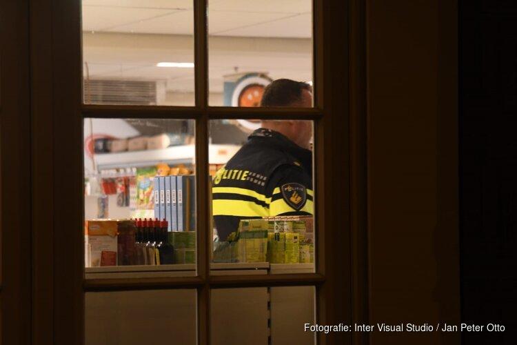 Winkel overvallen Minckelersstraat Hilversum