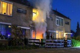 Slachtoffer Hilversumse woningbrand: 'Mijn vriendin overgoot me met benzine'