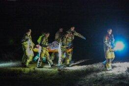 Vrouw gewond op Hoornboegseheide