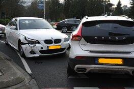 Flinke schade bij ongeval Hilversum