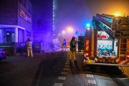 Brandweer Hilversum voorkomt erger tijdens branden