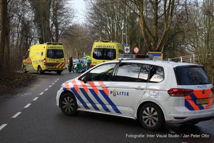 84-jarige fietser alsnog overleden na ongeluk met scooter in Hilversum