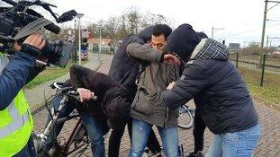 Aandacht voor overvallers, straatrovers, fraudeurs en geweldplegers in Bureau Brabant