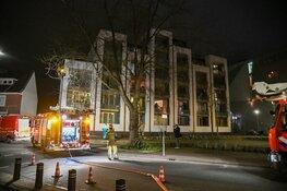 Brand in appartementencomplex Hilversum
