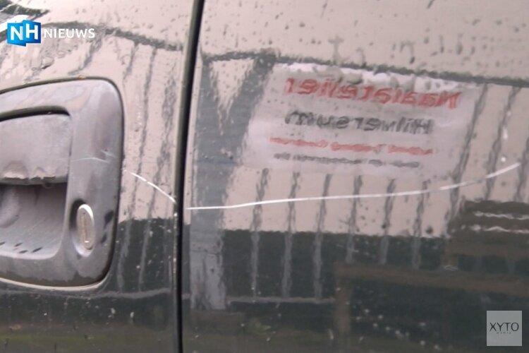 """Hilversummers boos na autovernielingen: """"We voelen ons bang en niet gehoord"""""""