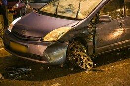 Veel schade bij ongeval met letsel in Hilversum