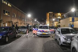 Woning beschoten in Hilversum
