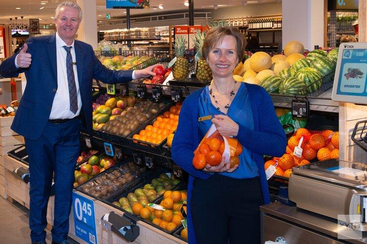 Vernieuwde Albert Heijn Hilversumse Meent open