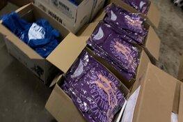 Hilversum City Run doneert dozen vol hardloopshirts aan zorgpersoneel