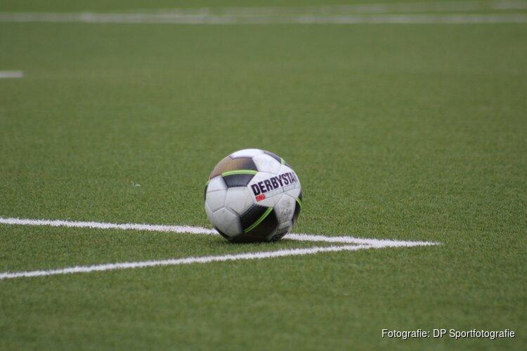 Competitie amateurvoetbal wordt niet meer hervat