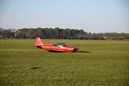 'Incident' bij landing van vliegtuigje in Hilversum