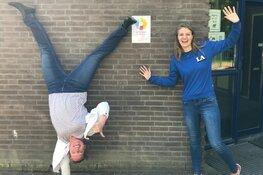De Mozarthof school voor ZML, heeft het themacertificaat Bewegen en Sport van de Gezonde School behaald