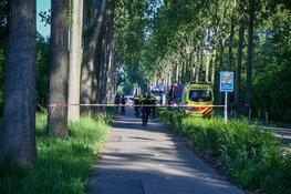 Politie-onderzoek in Loosdrecht
