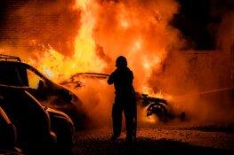 Paniek in Hilversumse woonwijk bij vlammenzee