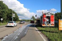 Kilometerslang dieselspoor door Laren en Eemnes