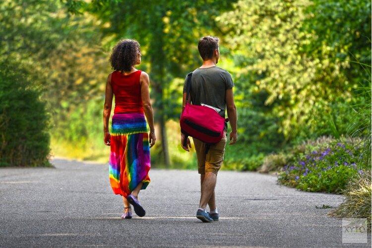 JobOn-Tour Hilversum: wandelend stappen zetten naar een baan of opdracht