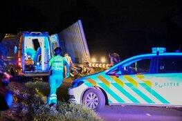 Scooterrijder in levensgevaar na ongeval Hilversum