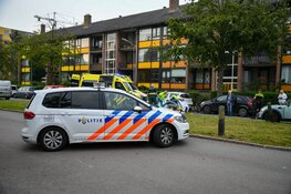 Fietser gewond na ongeval in Hilversum