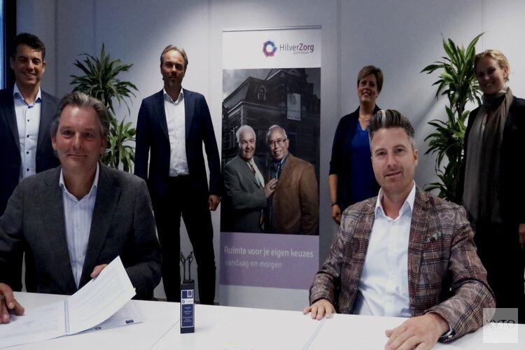 Samenwerking HilverZorg en Holland Food Service