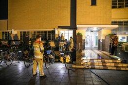 Brandje bij Hilversumse raadhuis snel onder controle