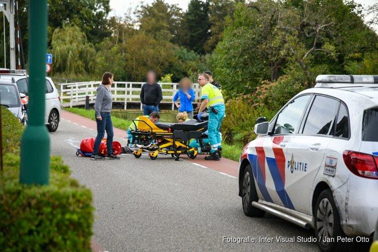 Meisje wordt aangereden en raakt zwaargewond in Kortenhoef