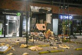 Enorme ravage na plofkraak in Hilversum
