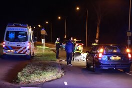 Fietser gewond na ongeval Hilversum