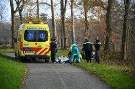 Scooter vliegt uit de bocht, één gewonde